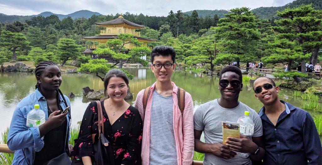 Ashinaga Student Series: Australia AAI students visit Japan