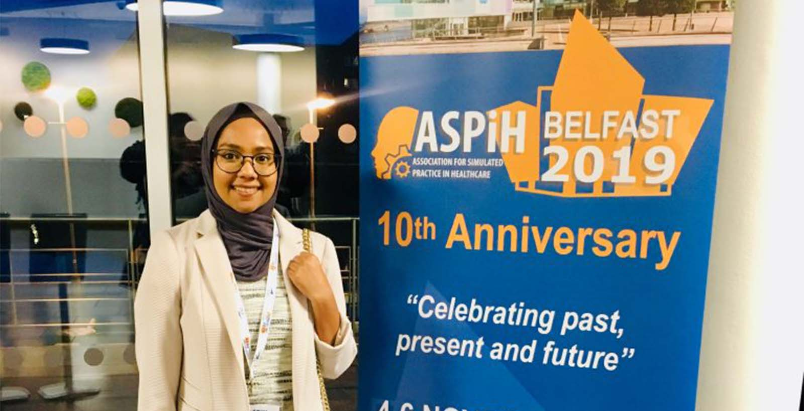 Sakiinah's Abstract Published in the BMJ Peer-reviewed Journal
