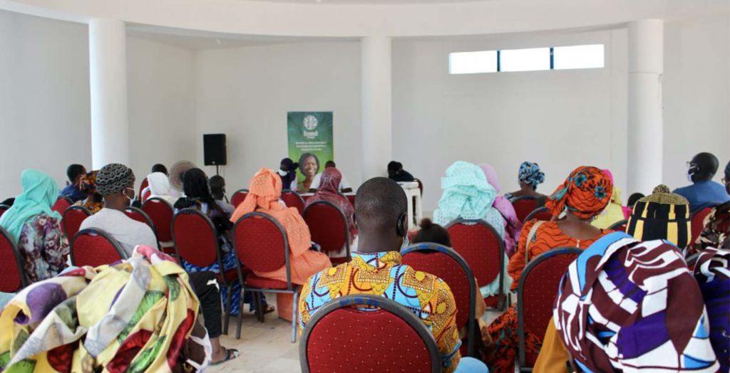 Ashinaga Senegal Holds Taxawu Jàng Élémentaire Opening Ceremony In Dakar