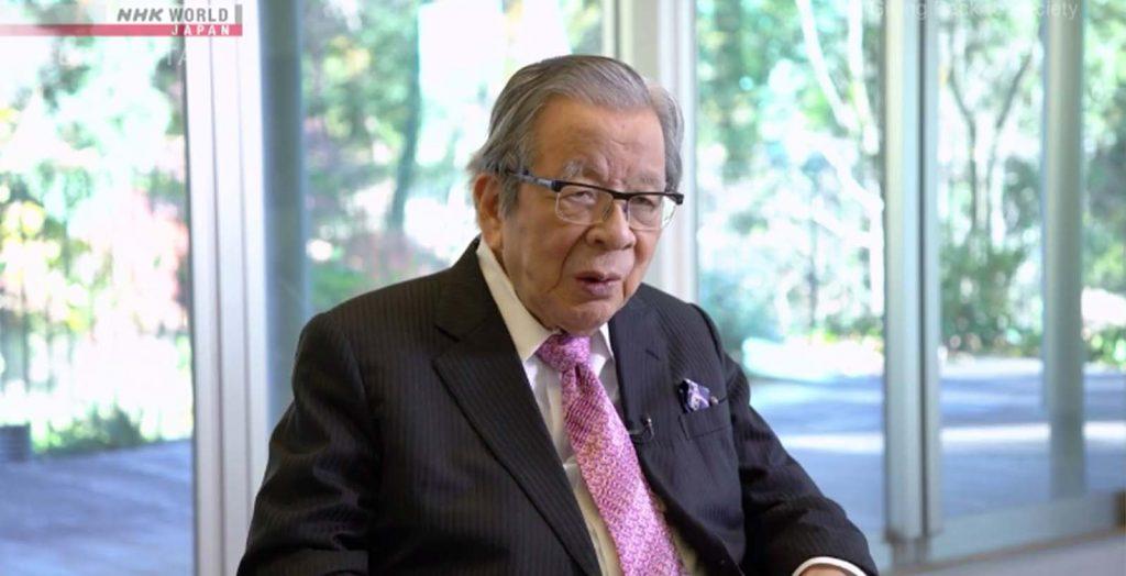 Tamai Featured on NHK World