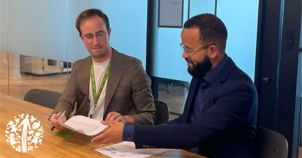Ashinaga Brazil and Djassi Africa Sign a Parnership for a New Mentorship Program