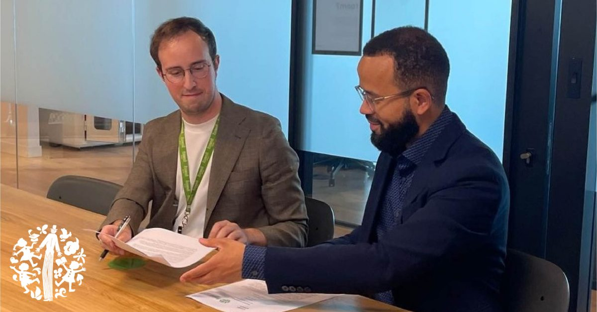 Ashinaga Brasil e Djassi Africa firmam parceria para um novo programa de mentoria
