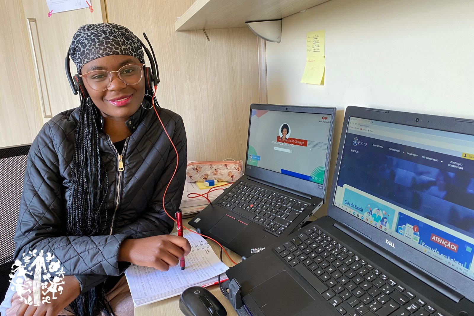 Lusophone AAI Scholar: My Life During the Pandemic