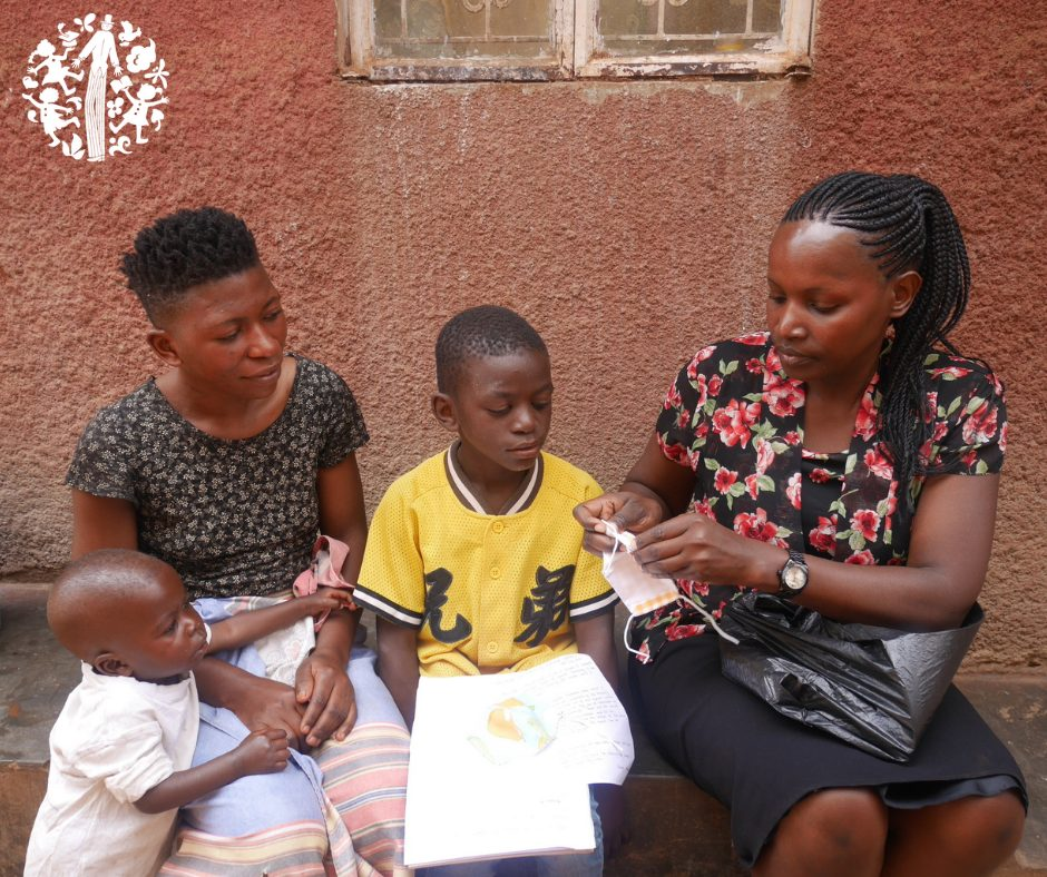 AshinagaUganda Rainbow House Continues to Make a Difference in Children's Lives
