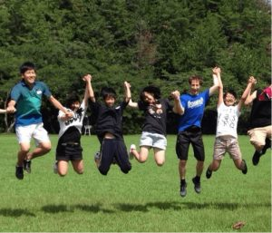 "summer camp ""tsudoi"""