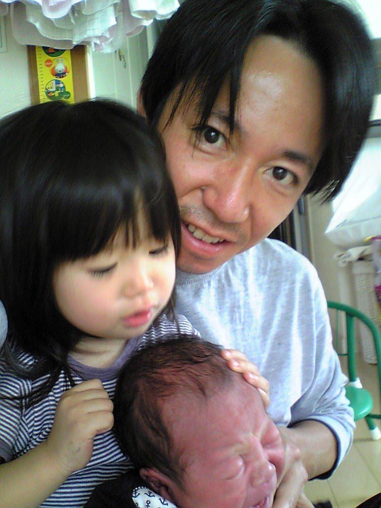 ケイさんと子どもたち