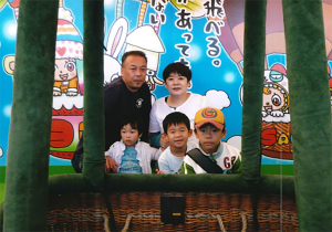 平ノ上さん家族写真