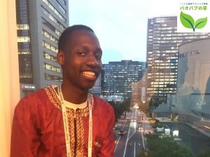 「あしながさんの応援を、がんばるエネルギーに!」アフリカ奨学生からのお手紙 ウォルターさん
