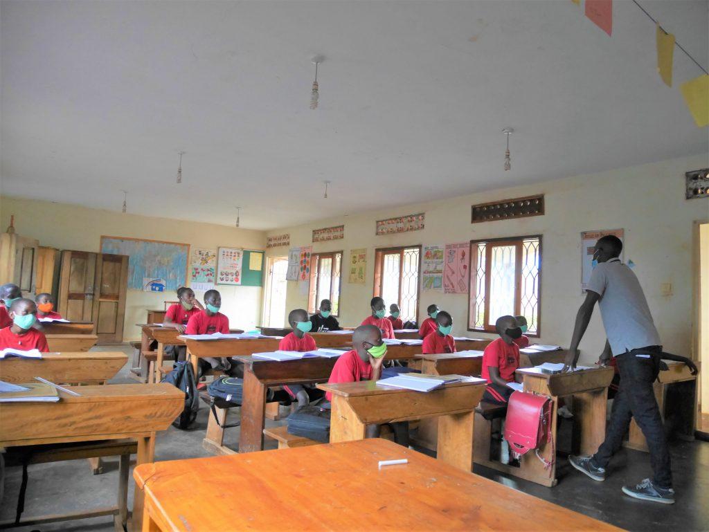 ウガンダ・テラコヤプログラム近況報告