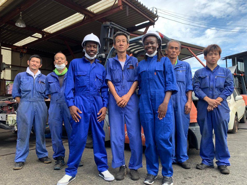大分からウガンダへ、ビジネスの架け橋に   100年構想生のインターンシップ体験