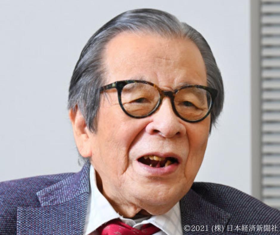 会長の玉井義臣のインタビューが日本経済新聞夕刊「人間発見」で掲載されました