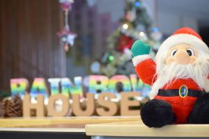 オンラインクリスマス会@あしながレインボーハウス
