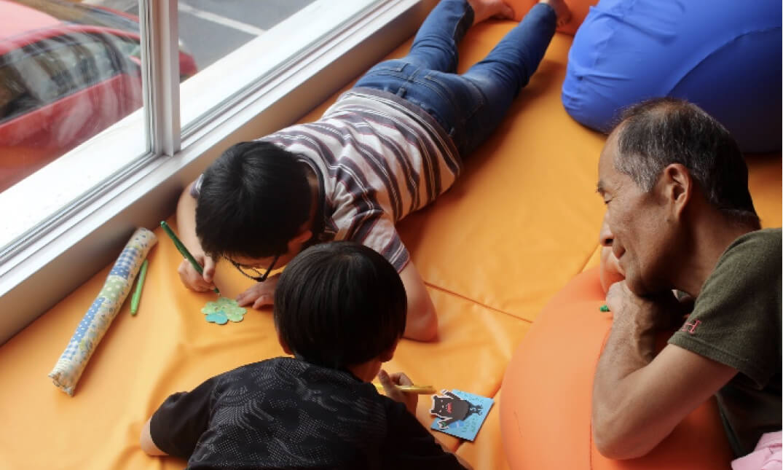 石巻レインボーハウスが開催している 日帰りプログラム