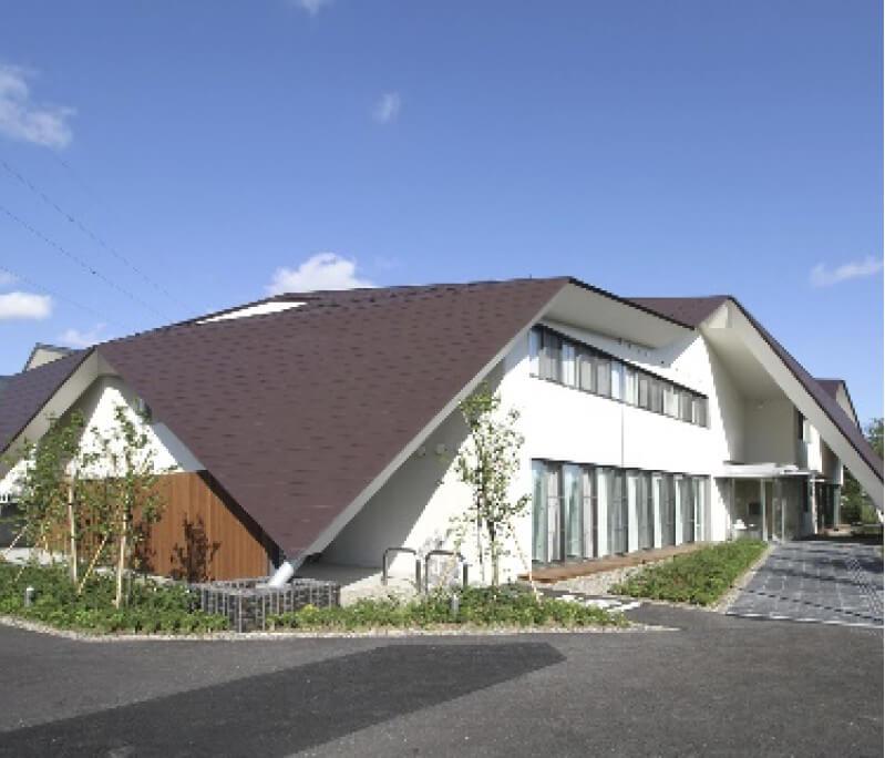陸前高田レインボーハウス(岩手県)