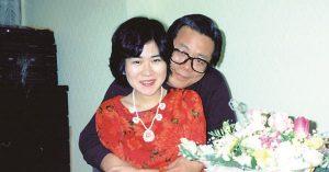 妻由美、ついに永眠