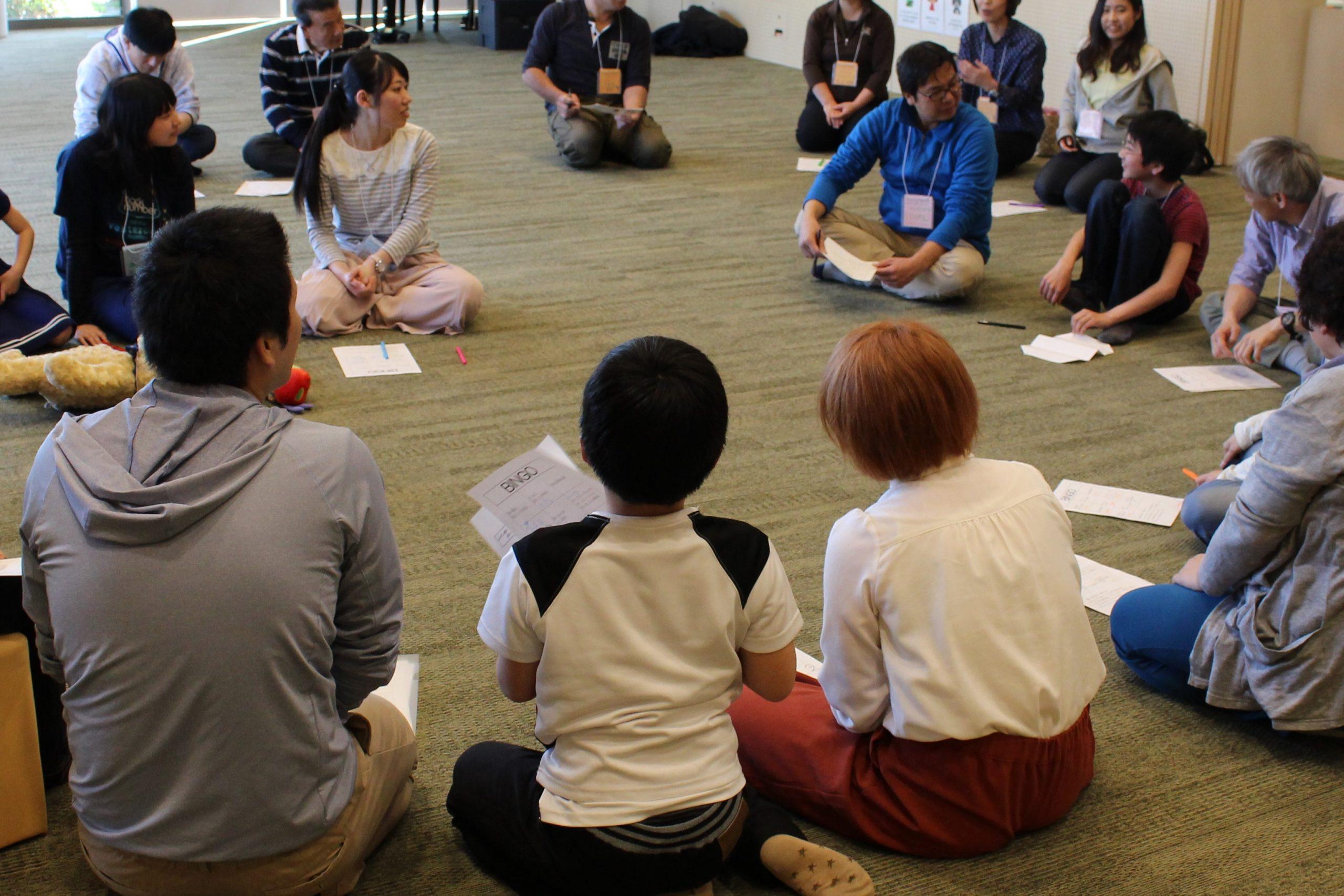 陸前高田レインボーハウスが 開催しているプログラム